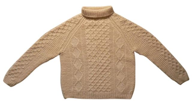 Preload https://img-static.tradesy.com/item/378561/ivory-new-1967-mykonos-hand-knit-wool-turtleneck-medium-sweaterpullover-size-10-m-0-0-650-650.jpg