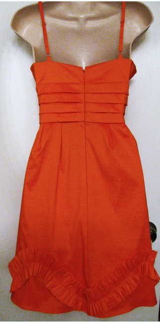 NW Collection short dress Soft Coral Sundress Spaghetti Strap on Tradesy
