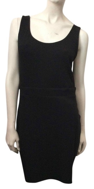 Preload https://img-static.tradesy.com/item/3786064/bailey-44-black-sleeveless-mid-length-short-casual-dress-size-12-l-0-0-650-650.jpg