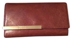 Badgley Mischka Leather Wallet