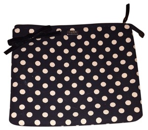 Kate Spade Black And Cream Clutch