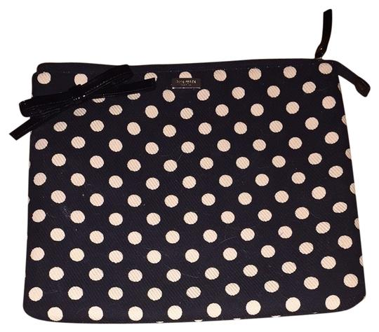 Preload https://item4.tradesy.com/images/kate-spade-new-york-black-and-cream-signature-canvas-clutch-3786643-0-0.jpg?width=440&height=440
