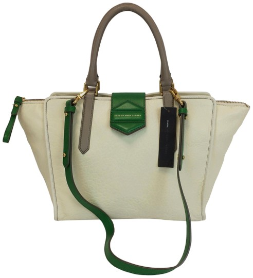 Preload https://img-static.tradesy.com/item/3787594/marc-by-marc-jacobs-flipping-out-white-birch-leather-tote-0-11-540-540.jpg