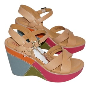 Kork-Ease Color Block Wedges