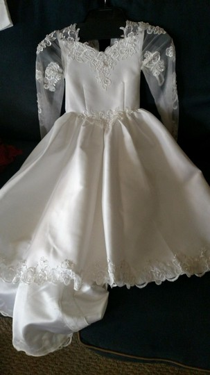Sweetie Pie Collection White Dress