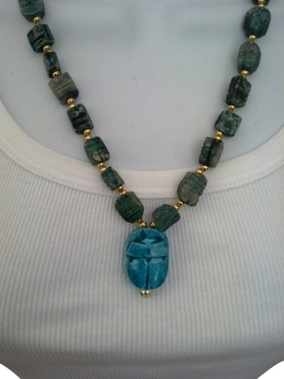 Other Turquoise Stone Boho Stone Necklace