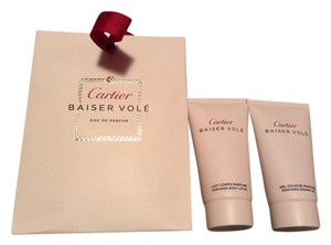 Cartier Cartier Baiser Vole Perfumed Shower Gel & Body Lotion