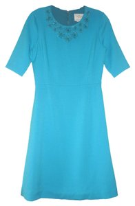 Kate Spade Beaded A Line Fit & Flare Dress