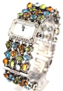 Corum Corum Lady's Multicolored Semi-Precious Stones Bracelet