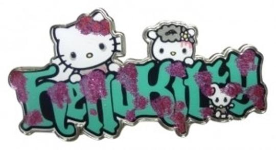 Preload https://item1.tradesy.com/images/sanrio-silver-pink-green-hello-kitty-wide-ring-37895-0-0.jpg?width=440&height=440