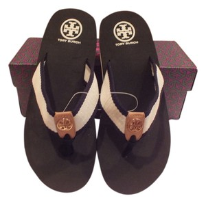 cd99d49eca6 White Tory Burch Sandals - Up to 90% off at Tradesy