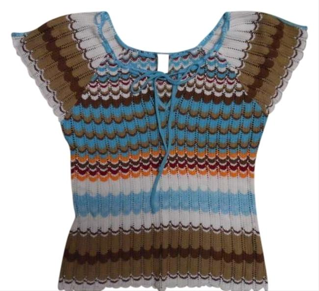 Other Boho Sweater Top multi