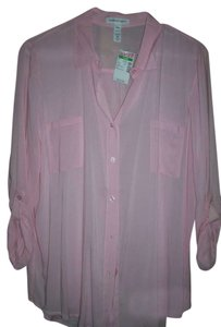 Ambiance Apparel Top light pink
