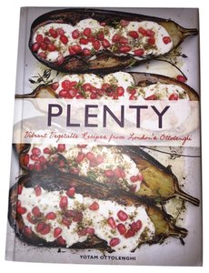 Yotam Ottolenghi Vegetable Cookbook: