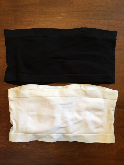 Zenana Outfitter Set of TWO bandeau tops.