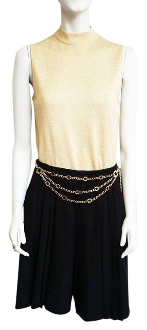 Preload https://item4.tradesy.com/images/st-john-black-knits-santana-with-pleats-high-waisted-skort-size-10-m-31-3792043-0-0.jpg?width=400&height=650