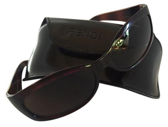 Preload https://item2.tradesy.com/images/fendi-brown-with-f-logo-on-arms-sunglasses-3792151-0-0.jpg?width=440&height=440