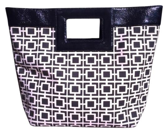 Banana Republic Tote in Black & White
