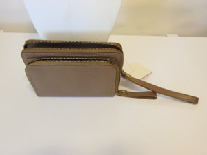 fc1a5adec Naturalizer Naturalizer Leather WalletDouble Wristlet