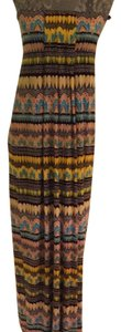 Multi color Maxi Dress by Diane von Furstenberg