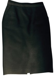 Banana Republic Pencil Skirt Black