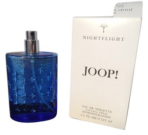 Joop! Vintage Joop NightFlight Eau De Toilette Cologne 4.2 oz New Tester
