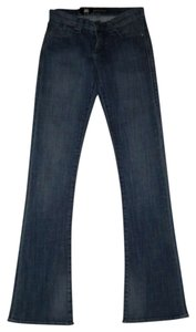 Rock & Republic Kasandra Denim Stretch Cotton Size 2 New New With Tags & Boot Cut Jeans-Medium Wash