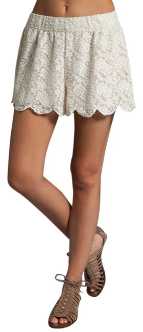 Preload https://item1.tradesy.com/images/free-people-lace-scalloped-mini-short-shorts-3793750-0-0.jpg?width=400&height=650