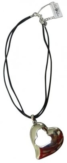 Preload https://item1.tradesy.com/images/park-lane-silver-black-chord-ever-after-necklace-37940-0-0.jpg?width=440&height=440