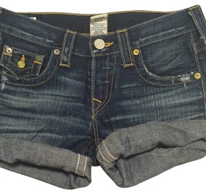 True Religion Shorts Blue