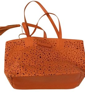 Buco Collection Tote in Orange