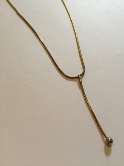 Other Gold tone necklace