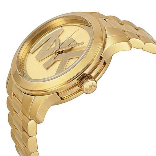 Michael Kors Michael Kors Quartz Gold-tone Champagne Dial Ladies Watch
