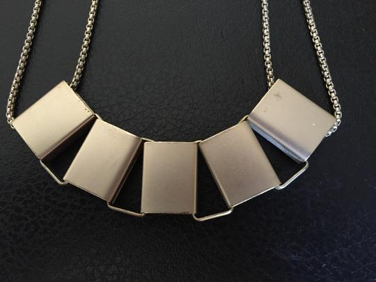 Other Gold Statement Necklace