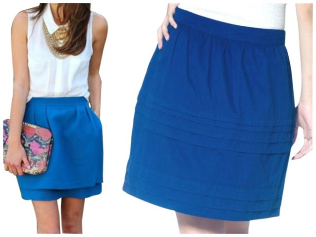 Preload https://item5.tradesy.com/images/tulle-blue-vintage-look-anthropologie-pintuck-tier-miniskirt-size-4-s-27-3795379-0-0.jpg?width=400&height=650
