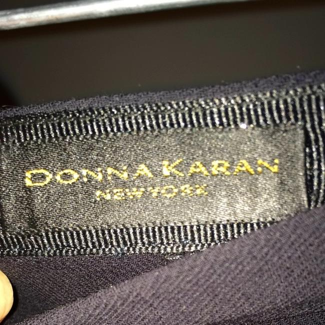 Donna Karan Skirt Dark Navy
