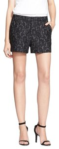 Joie Lace Dress Shorts Black