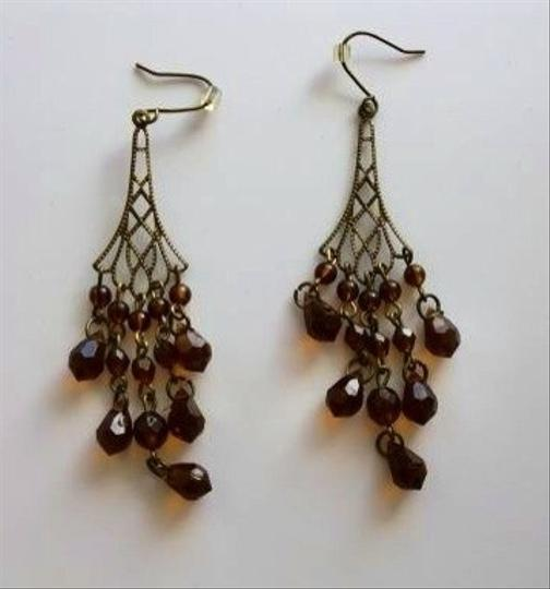 Other Teardrop Chandelier Earrings