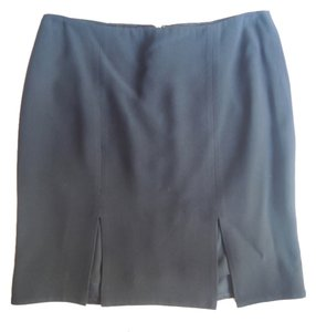 Alexander McQueen Mini Skirt Black