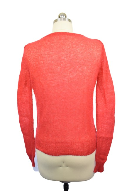 Pins and Needles Crewneck Mohair Sweater