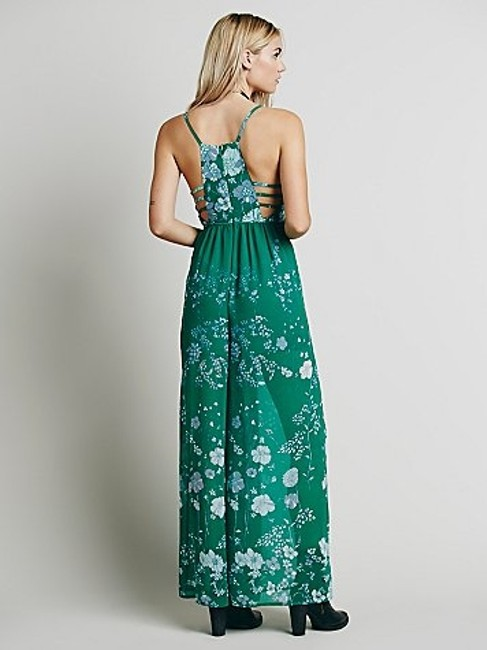 Free People Floral Vintage Dress