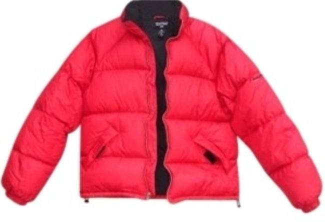 Preload https://img-static.tradesy.com/item/37970/polo-ralph-lauren-red-down-jacket-puffyski-coat-size-12-l-0-0-650-650.jpg