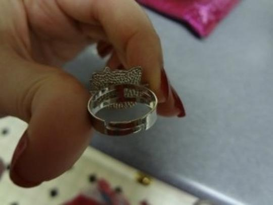 Other Kitty silver ring