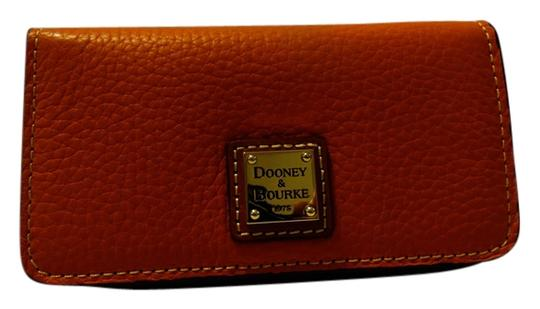 Preload https://img-static.tradesy.com/item/3798427/dooney-and-bourke-red-pebble-leather-phone-credit-card-case-wallet-0-0-540-540.jpg