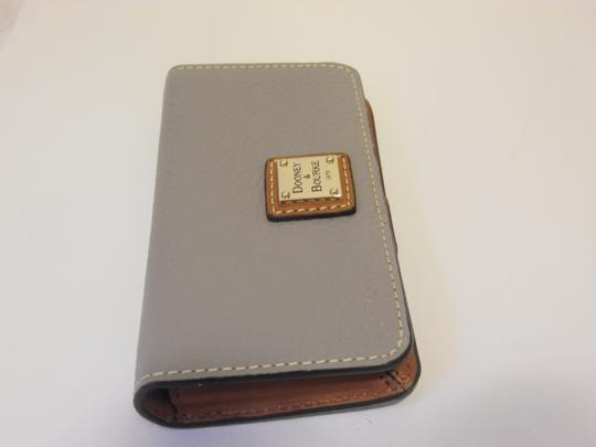 Dooney & Bourke Dooney & Burke Pebble Leather Phone & Credit Card Case