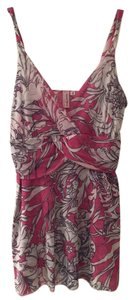 Sweet Pea by Stacy Frati Top Pink black white