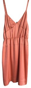 J.Crew Silk Knee-length Delicate Straps Summer Dress