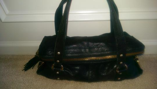 7 For All Mankind Satchel in Black