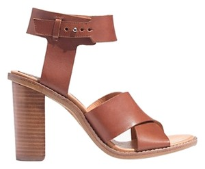 Madewell Dark Cocoa Sandals