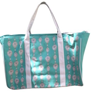 Thursday Friday tiffany blue Travel Bag